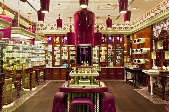 Parfümcü Dükkanı Açmak